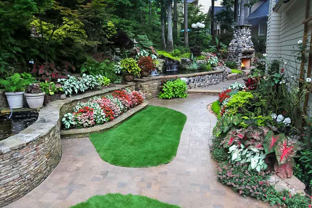 Advantages of professional landscape design southern shores for Professional landscape design